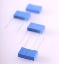 10 X 0.01uF 400V Condensador de dieléctrico metalizado película de poliéster ± 10/%